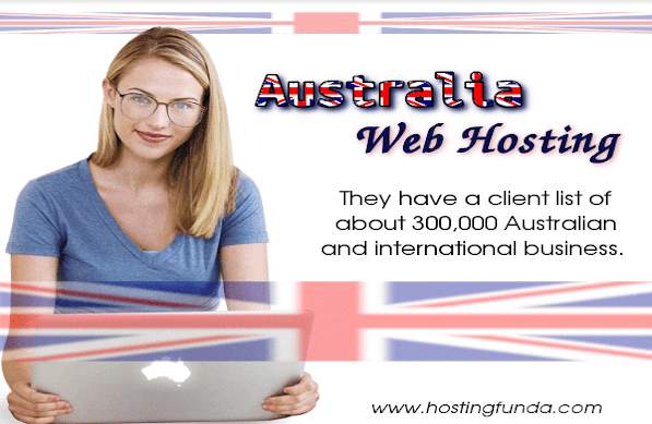 Australia Web Hosting