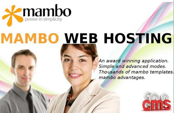 Mambo Web Hosting