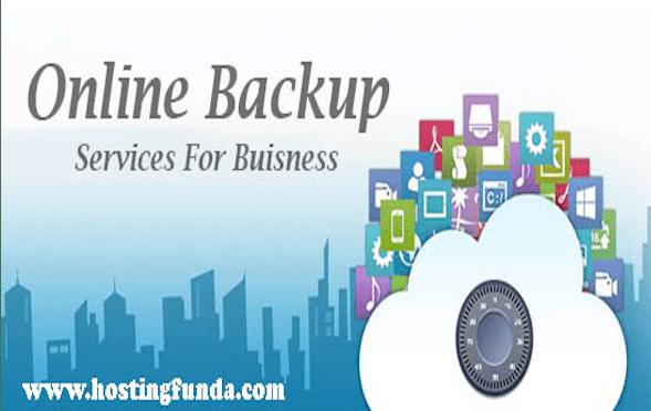 Online Backup Hosting Service