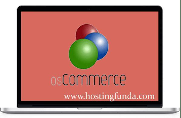 OsCommerce Hosting