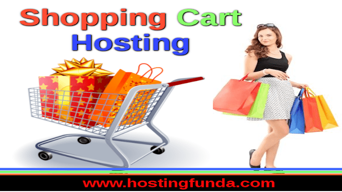 Ecommerce Shopping Cart Hosting