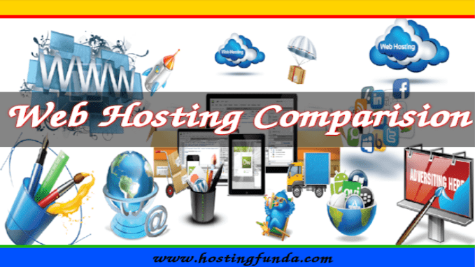 Web Hosting Comparision