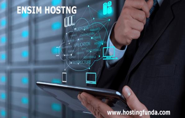 Ensim Hosting