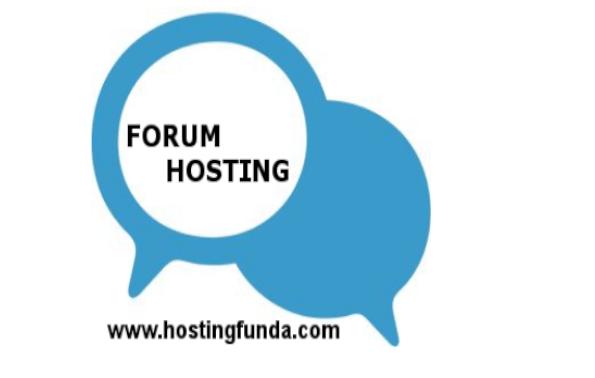 Forum Hosting
