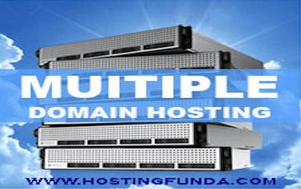 Multiple Domain Hosting