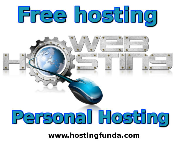 Difference between Free hosting and Personal hosting