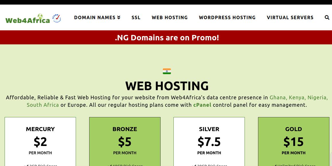 Web4Africa.com